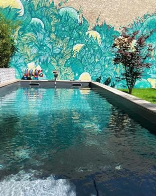 L'augusterie - piscina