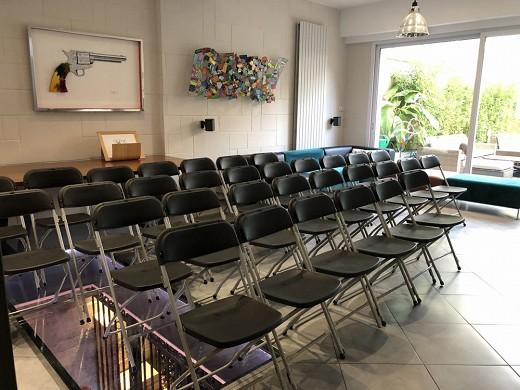 L'augusterie - sala seminari