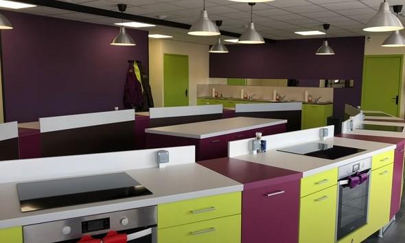 El taller gourmet - cocina