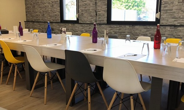 El taller gourmet - sala de reuniones
