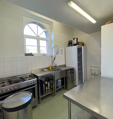 La ferme du phael - Küchenraum