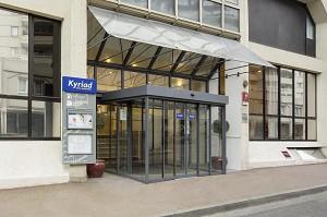 Sala seminari: Kyriad Paris Est Bois de Vincennes -