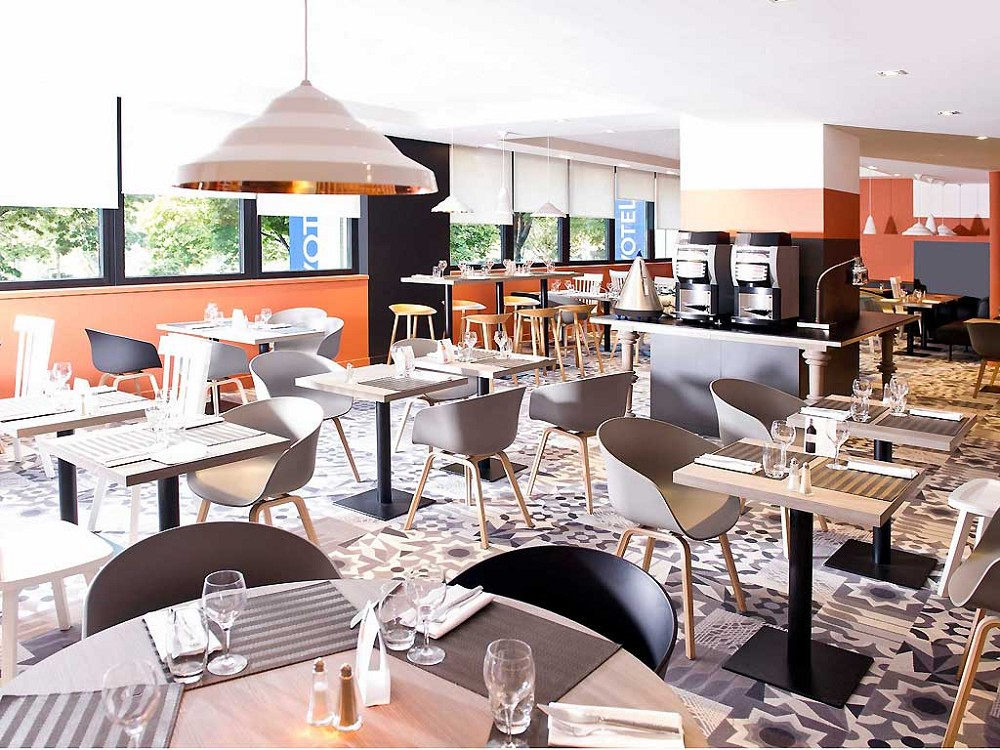 Novotel Marseille Centre Prado Velodrome - restaurant for business meals