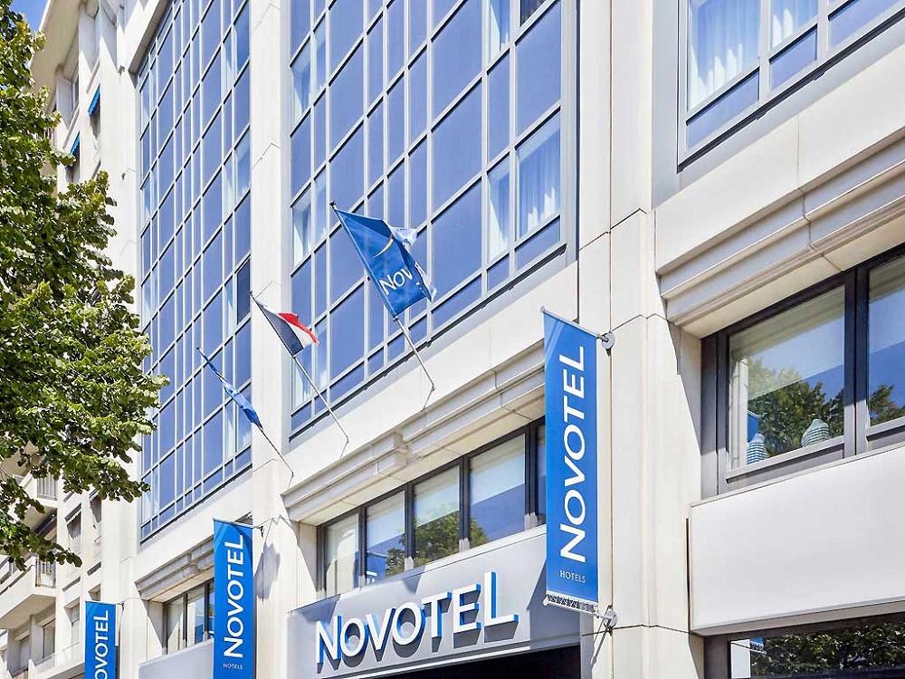 Novotel Marseille Centre Prado Velodrome - hotel per seminari stelle a Marsiglia
