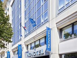 Novotel Marseille Prado Velodrome - hotel para seminarios estrellas en Marsella