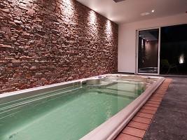 Área de spa de natación