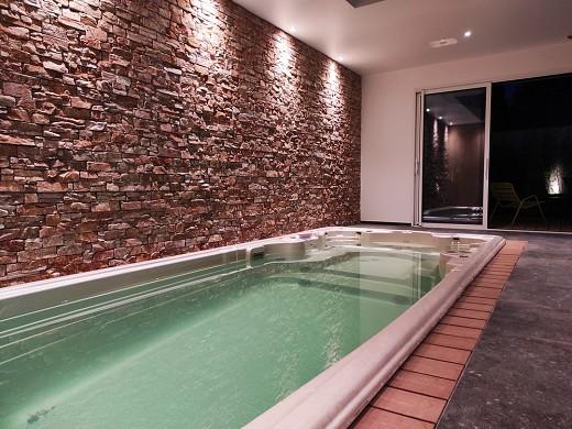 Appart hotel la villa du port - zona de spa para nadar