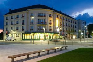 Grand Hôtel Terminus Reine - Außenbereich