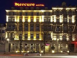 Mercure Strasbourg Centre Gare - Frente