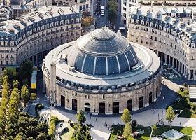 Bourse de Commerce - Ein atypischer Seminarort