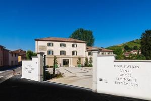 Le Caveau du Château: una sede de seminarios atípica en el Ródano