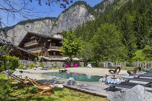 Neige et Roc Morzine - Charming hotel