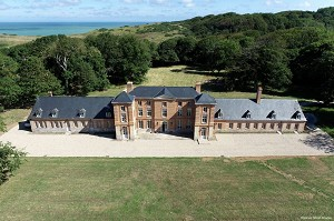 Castillo de Sainte-Marguerite-sur-Mer - seminario Sainte Marguerite-sur-Mer