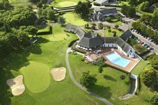 Hotel Du Golf International De La Baule - lugar de prestigio para un edificio de equipo corporativo