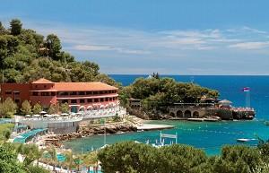 Monte-Carlo Beach Hotel - Außenansicht