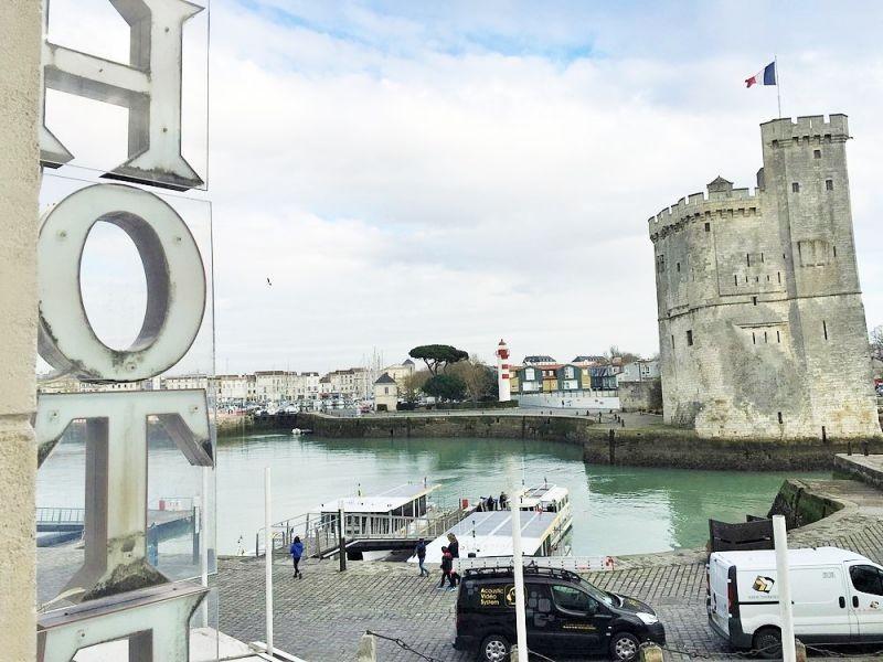 The originals St. Jean d'Acre La Rochelle Old Harbor - Harbor View