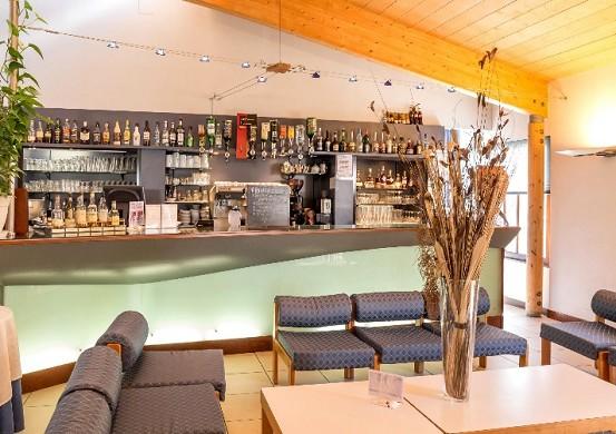 Área de hoteles les grenettes - bar