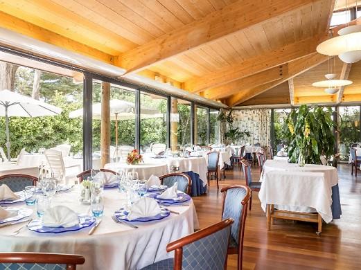 Domaine Les Grenettes hotelier - Restaurant