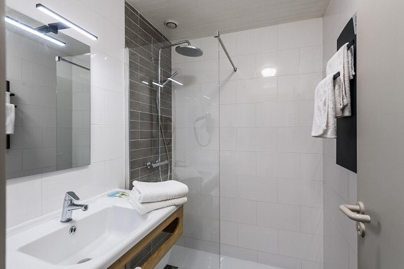 Domaine hotelier les grenettes - baño