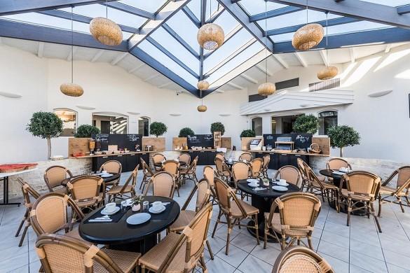 Hotel Domaine Les Grenettes - sala per la colazione