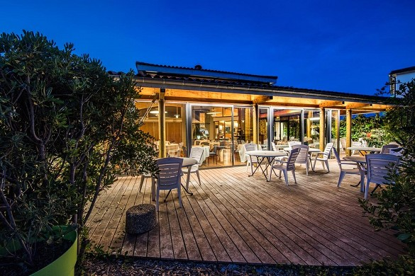 Hotel domain les grenettes - terrazza