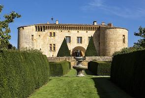 Chateau de Bagnols - ***** renommierter Veranstaltungsort für Seminare