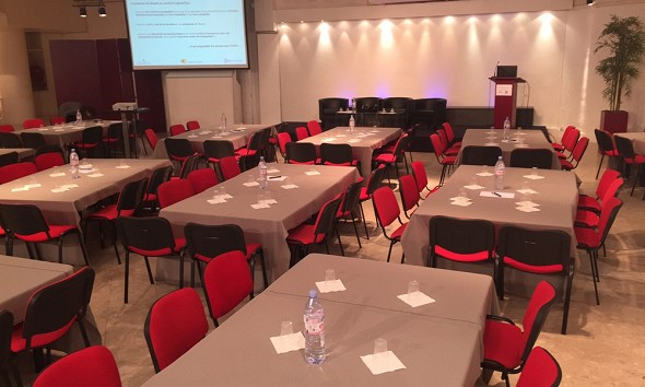 Forum de grenelle - meeting room