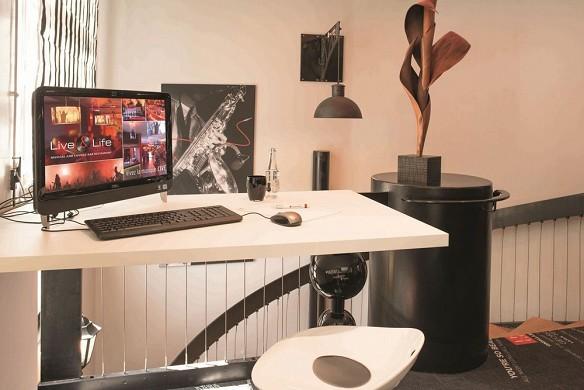 Hotel Inn Design Paris Place d'italie - Geschäftsecke
