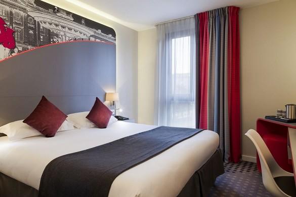 Hotel Inn Design Paris Place d'italie - Unterkunft