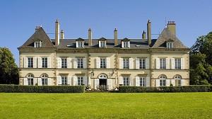 Château d'Ygrande - Facciata