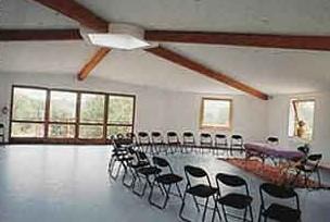 Forcalquier Cappella campo in sala riunioni