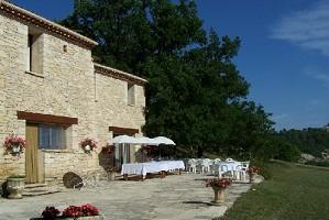 Domaine la Forcalquier cappella facciata