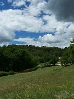 Natura Forcalquier zona di Chapel