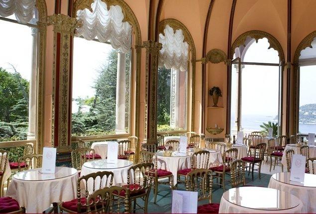Villa ephrussi de rothschild: lugar para seminarios de clase alta