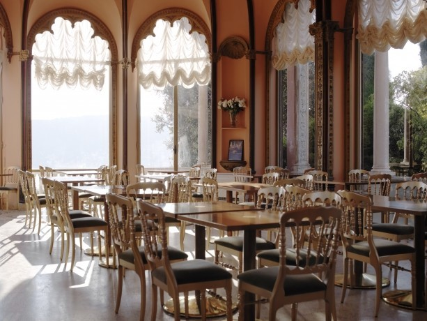 Villa ephrussi de rothschild - sala de recepción
