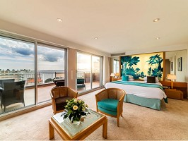 Hotel Helios - Suite con vista mare