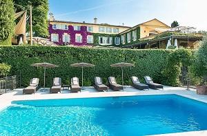 La Bastide Saint Antoine - Schwimmbad