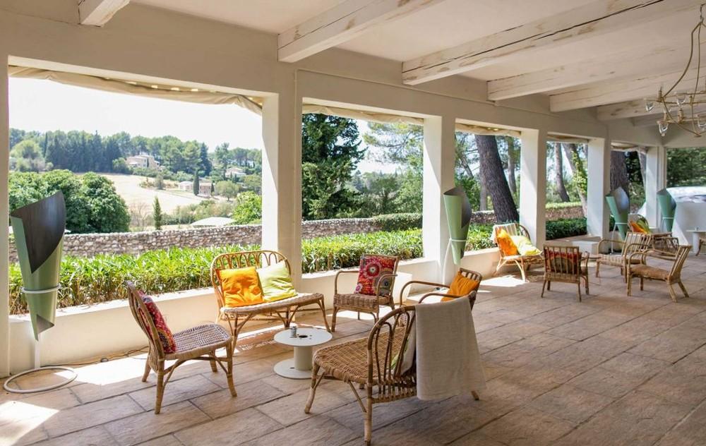 Terrasse - Domaine Gaogaïa