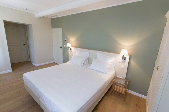 Domaine gaogaïa - dormitorio