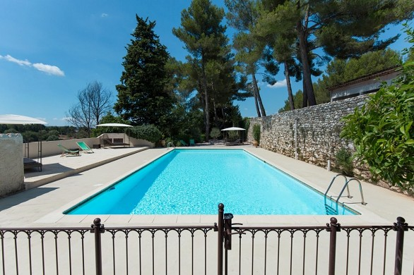 Gaogaïa domain - swimming pool
