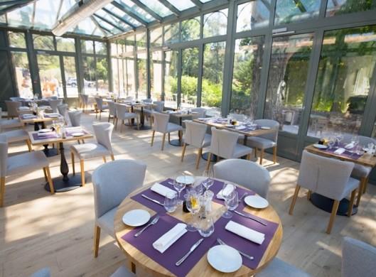 Domaine gaogaïa - restaurante