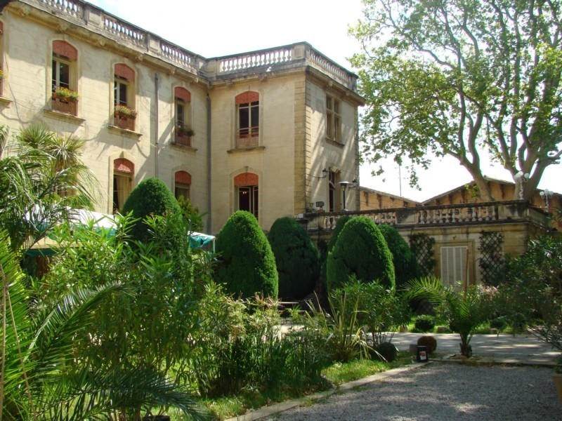 Ch teau de richebois salle s minaire aix en provence 13 - Chateau salon de provence ...