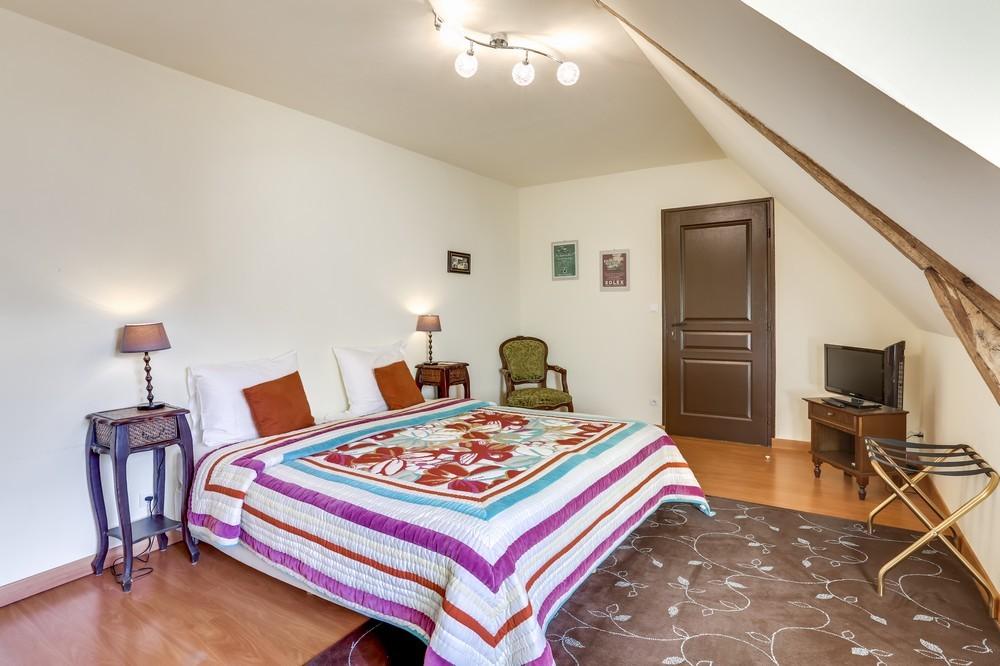 Towerbereich - Schlafzimmer