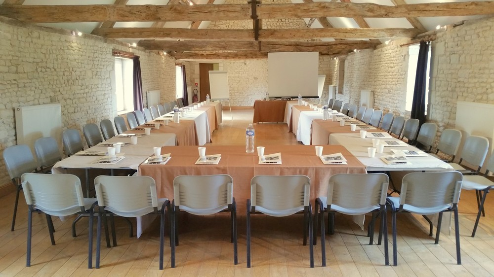 Domaine de la tour - configuration meeting