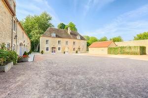 Domaine de la Tour - Calvados seminar area