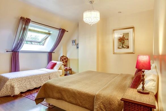Tower area - bedroom