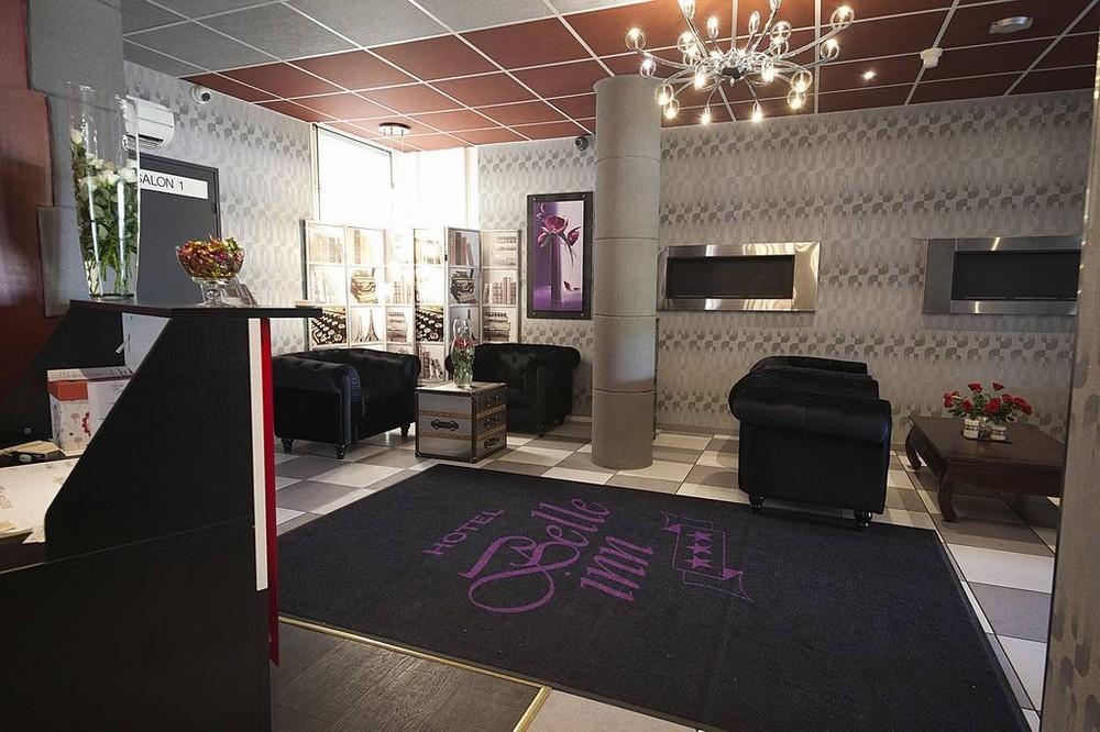 belle inn h tel clermont ferrand salle s minaire clermont ferrand 63. Black Bedroom Furniture Sets. Home Design Ideas