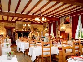 Ferme De La Grande Cour - Restaurant
