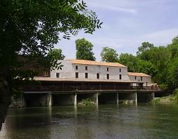Die Mühle von Baine - Mühlenseminar Charente-Maritime 17