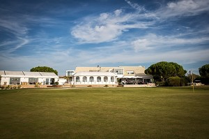 Golf de la Pree La Rochelle - Veranstaltungsort des grünen Seminars